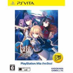 【PS Vita】Fate/stay night[Realta Nua]PlayStation Vita the Best VLJM-65003フェイト【返品種別B】