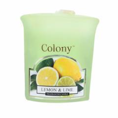 WAX LYRICAL CNCH0568 センターキャンドル(レモン&ライム)Colony[CNCH0568]【返品種別A】