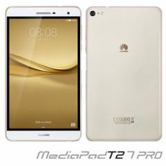 HUAWEI PLE-701L-GOLD 7.0型タブレットパソコン MediaPad T2 7.0 Pro ゴールド※LTE対応モデル[PLE701LGOLD]【返品種別B】