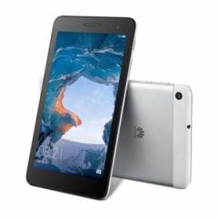 HUAWEI 7.0型タブレットパソコン MediaPad T1 7.0 LTE (シルバー) ※メモリ 1G / LTE対応モデル T1 7 LTE 1G/8G/SL【返品種別B】