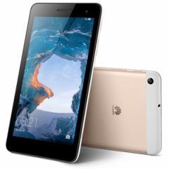 HUAWEI 7.0型タブレットパソコン MediaPad T1 7.0 LTE (ゴールド) ※メモリ 2G / LTE対応モデル T1 7 LTE 2G/16G/GD【返品種別B】