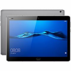 HUAWEI BAH-L09 10.1型タブレットパソコン「HUAWEI MediaPad M3 Lite 10」 スペースグレー※LTEモデル[M3LITE10BAHL09B]【返品種別B】