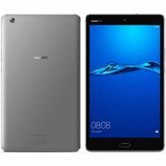 HUAWEI CPN-W09 8.0型タブレットパソコン「HUAWEI MediaPad M3 Lite」 スペースグレー※Wi-Fiモデル[CPNW09]【返品種別B】
