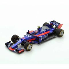 スパーク 1/43 Scuderia Toro Rosso No.10 Malaysian GP 2017 Renault STR12【S5051】ミニカー 【返品種別B】