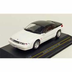 First43 1/43 スバル アルシオーネ SVX 1991 ホワイト【F43-058】ミニカー 【返品種別B】