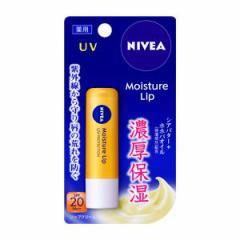 花王 ニベア モイスチャーリップ UV 3.9g ニベア リツプ UV[ニベアリツプUV]【返品種別A】