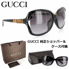 グッチ サングラス GUCCI GG3685FS 6UB/EU ブラック バンブー アジアンフィットモデル レディース メンズ UVカット 送料無料※沖縄以外