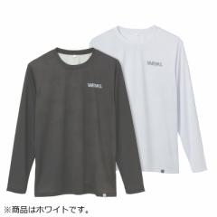 モーリス VAT-45 ロングドライTシャツ LL ホワイト / ウェア 長袖 吸水速乾 UVカット