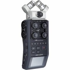 ZOOM H6 ハンディレコーダー