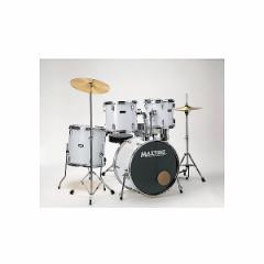 MAXTONE ドラムセット MX-116 WHT
