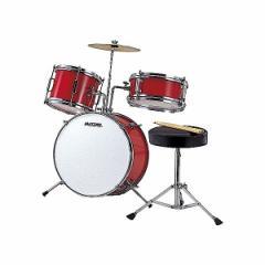 MAXTONE ジュニアドラムセット MX-50 RED