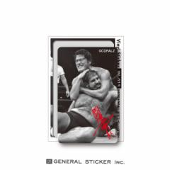 アントニオ猪木X東スポ ベストショットシリーズ ステッカー 15 1979年10月4日 秘蔵写真 記念 プロレス  IN015 gs 公式グッズ