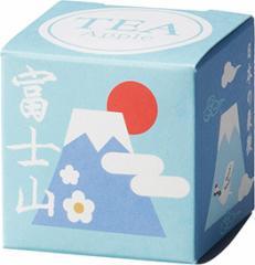 ジャパン ティーバッグ 富士山(アップル) 紅茶あったか 冬物 お歳暮【通常発送商品】