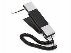 JACOB JENSEN(ヤコブイェンセン) デザイン電話機 シルバー  JACOB JENSEN T-1