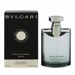BVLGARI ブルガリ プールオム ソワール EDT・SP 100ml 香水 フレグランス BVLGARI POUR HOMME SOIR