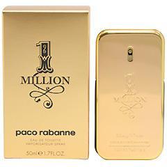 パコラバンヌ PACO RABANNE ワンミリオン EDT・SP 50ml 香水 フレグランス 1 MILLION