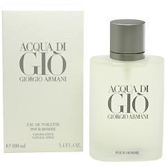 ジョルジオ アルマーニ GIORGIO ARMANI アクア・デ・ジオ オム EDT・SP 100ml 香水 フレグランス ACQUA DI GIO POUR HOMME