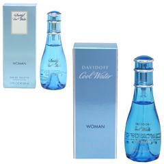 ダビドフ DAVIDOFF クールウォーター ウーマン EDT・SP 50ml 香水 フレグランス COOL WATER WOMAN