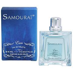 アランドロン ALAIN DELON サムライ ユーロ ミニ香水 EDT・BT 5ml 香水 フレグランス SAMOURAI EURO