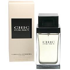 キャロライナヘレラ CAROLINA HERRERA シック メン EDT・SP 100ml 香水 フレグランス CHIC FOR MEN