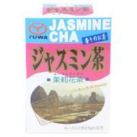 送料無料 ユーワ ジャスミン茶 2.5g×30包 YUWA 健康食品