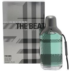 バーバリー BURBERRY ザ ビート フォーメン EDT・SP 50ml 香水 フレグランス THE BEAT FOR MEN