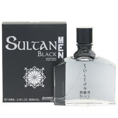 【あす着】ジャンヌアルテス JEANNE ARTHES スルタン メン ブラック EDT・SP 100ml 香水 フレグランス SULTANE MEN BLACK