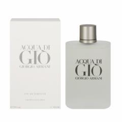 送料無料 ジョルジオ アルマーニ GIORGIO ARMANI アクア・デ・ジオ オム EDT・SP 200ml 香水 フレグランス ACQUA DI GIO POUR HOMME