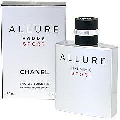 シャネル CHANEL アリュール オム スポーツ (箱なし) EDT・SP 50ml 香水 フレグランス ALLURE HOMME SPORT