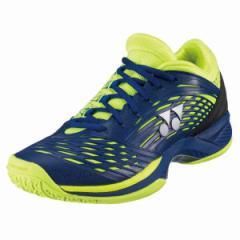 ヨネックス YONEX テニスシューズ パワークッション フュージョンレブ2 MGC [カラー:ダークネイビー] [サイズ:27.5cm] #SHTF2MGC-554