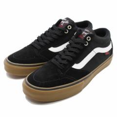 14%OFF 送料無料 バンズ ティーエヌティーSG [サイズ:26.5cm(US8.5)] [カラー:ブラック×ホワイト×ガム] #VN000ZSN9X1 VANS 靴