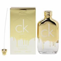 送料無料 香水 カルバンクライン シーケー ワン ゴールド EDT・SP 100ml CALVIN KLEIN CK ONE GOLD