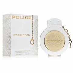 30%OFF 送料無料 【ポリス】ザ・シナー フォービドゥン ホワイト オードトワレ・スプレータイプ 50ml POLICE 香水  ポイント10倍