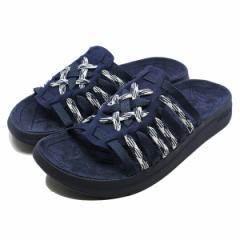 【マリブサンダルズ】 MALIBU×MISSONI HUMALIO [サイズ:25.4cm(US8)] [カラー:ネイビー×ホワイト] #MM-1706 MALIBU SANDALS 靴