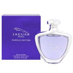 62%OFF 送料無料 ジャガー ウーマン パープルエディション オードトワレ・スプレータイプ 75ml JAGUAR 香水