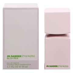 53%OFF 送料無料 香水 ジルサンダー スタイル パステル ブラッシュピンク EDP・SP 50ml JIL SANDER STYLE PASTELS BLUSH PINK