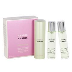 送料無料 シャネル CHANEL チャンス オー フレッシュ ツイスト (セット) 20ml×3 香水 フレグランス