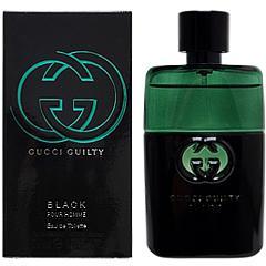 グッチ GUCCI ギルティ ブラック プールオム EDT・SP 50ml 香水 フレグランス GUILTY BLACK POUR HOMME