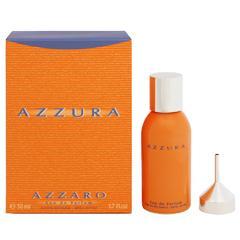 アザロ AZZARO アズーラ (レフィル) EDP・BT 50ml 香水 フレグランス AZZURA REFILL BOTTLE
