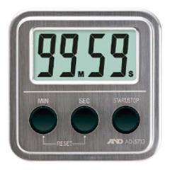 エー・アンド・デイ A&D A&D 100分計タイマー(ステンレストップ) AD5713 キッチン用品