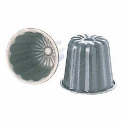 霜鳥製作所 SIMOTORI SEISAKUJYO ブラックフィギュア カヌレ焼型 D-076 キッチン用品
