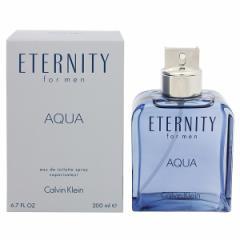 カルバンクライン CALVIN KLEIN エタニティ アクア フォーメン EDT・SP 200ml 香水 フレグランス ETERNITY FOR MEN AQUA