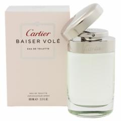 49%OFF 送料無料 香水 カルティエ ベーゼ ヴォレ EDT・SP 100ml CARTIER BAISER VOLE