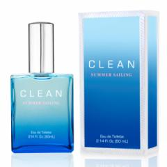 33%OFF 送料無料 香水 クリーン サマーセーリング EDT・SP 60ml CLEAN CLEAN SUMMER SAILING