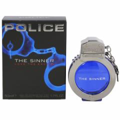 ポリス POLICE ザ・シナー EDT・SP 50ml 香水 フレグランス THE SINNER LOVE EXCESS FOR MAN