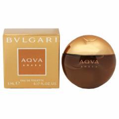 ブルガリ BVLGARI アクア アマーラ ミニ香水 EDT・BT 5ml 香水 フレグランス AQVA AMARA