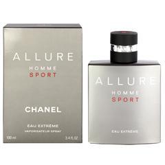 送料無料 シャネル CHANEL アリュール オム スポーツ オー エクストリーム (箱なし) EDT・SP 100ml 香水 フレグランス