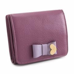 ポールスミス 財布 二つ折り財布(BOX型) ローズ Paul Smith pww781-23 レディース 婦人