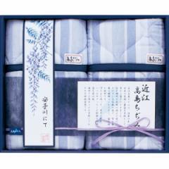 近江高島ちぢみ さらさら枕パット2P 枕カバー 日本製
