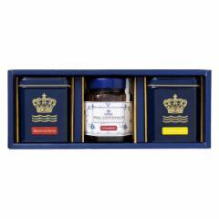 ギフト 紅茶・ジャムセット ロイヤル コペンハーゲン茶葉 飲料 セット/NTJ30